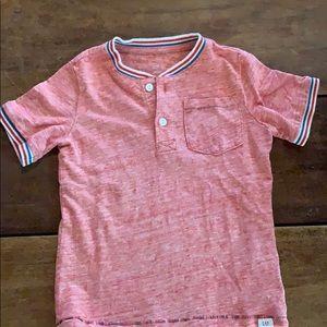 Baby Gap Henley Shirt sz4